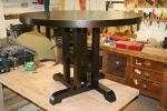 Dark Oak Table