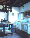 Italian Farmhouse Kitchen
